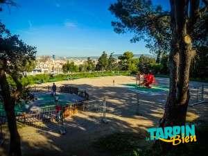 Jardin de la colline Pierre Puget