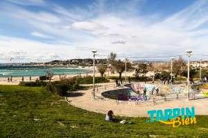 Skate Park - Bowl du Prado