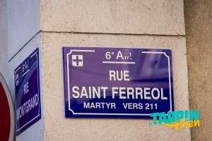 Rue Saint-Ferréol