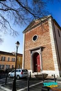 L'église de l'Estaque