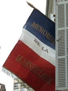 Le mémorial de la Marseillaise