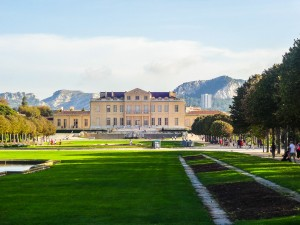 Le parc Borély