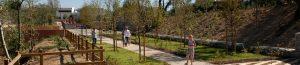 Le parc Athéna