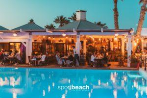 Le Sport Beach