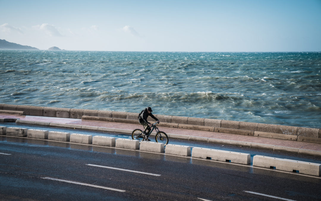 Marseille en VTT par les chemins de traverse