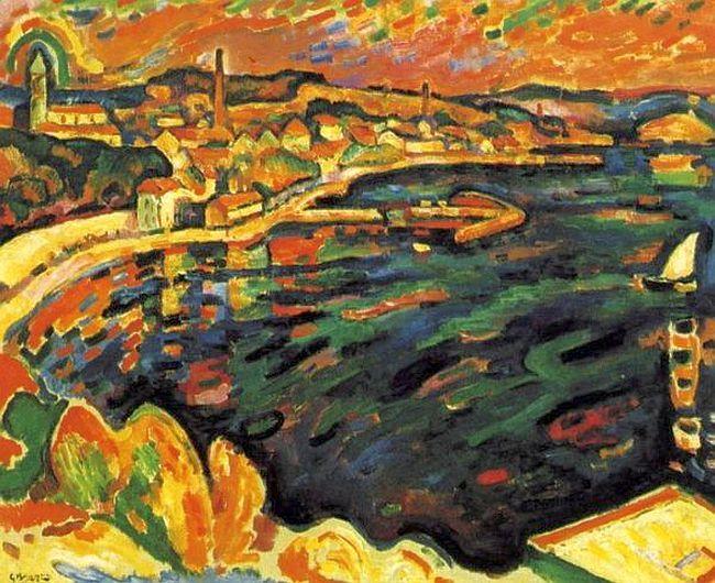 Port de l'Estaque - Georges Braque - 1906