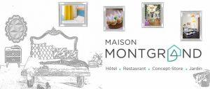 Maison Montgrand - Jardin Montgrand