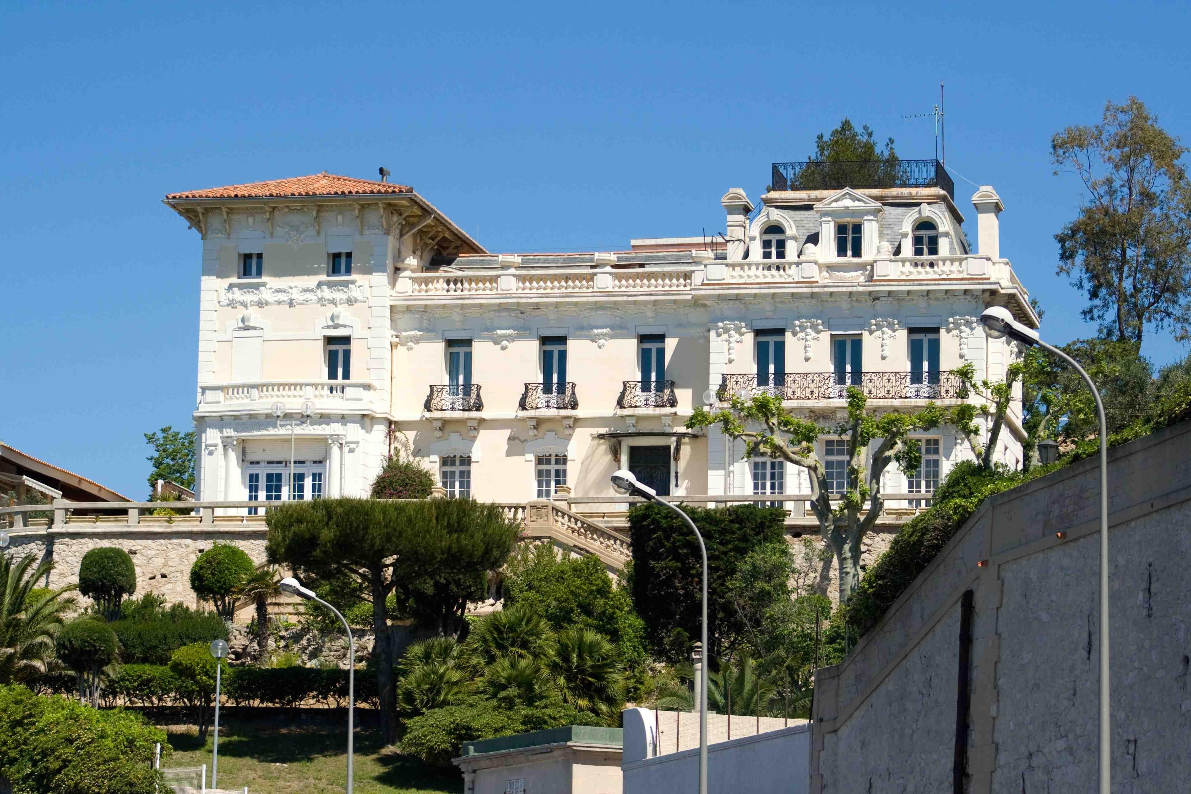 Location Villa Valmer Marseille