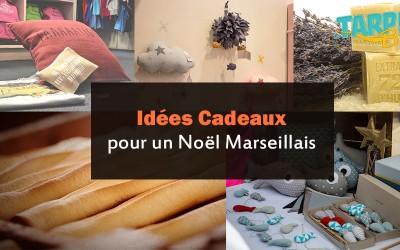 Idées cadeaux pour un Noël Marseillais