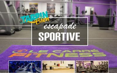 [Escapade SPORTIVE]  Nouvelle salle, équipe motivée et sport sans complexe