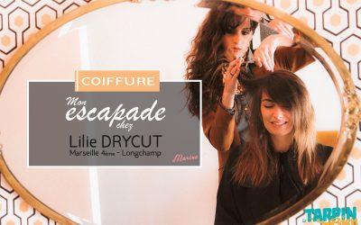 [Escapade COIFFURE] Lilie DRYCUT, coupe à sec pour un coiffage maison facile et rapide !