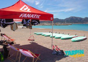 Cabanon - Plage du Prado - stand up paddle