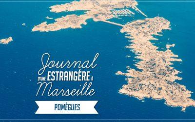 Journal d'une estrangère à Marseille – Pomègues