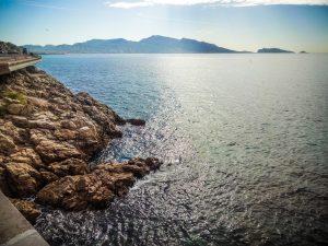 Différents lieux de Marseille