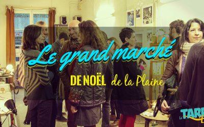 Grand marché de Noël de La Plaine