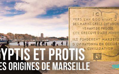 Gyptis et Protis : les origines de Marseille
