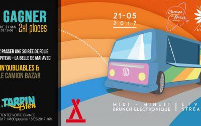 Gagnez 2×1 places pour In'oubliables & Le Camion Bazar au Chapiteau