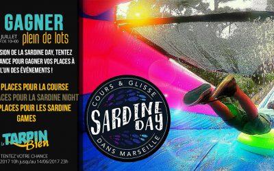 Des lots à gagner pour la Sardine Day !