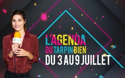 L'agenda du Tarpin Bien, du 3 au 9 juillet, au Café du Tailleur