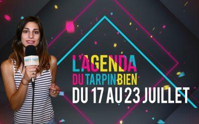 L'agenda du Tarpin Bien, du 17 au 23 juillet, à Ta&Co