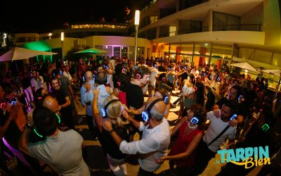 Silent Party au Palm Beach