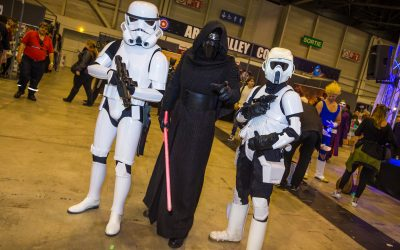 Hero festival – Photos des cosplayers
