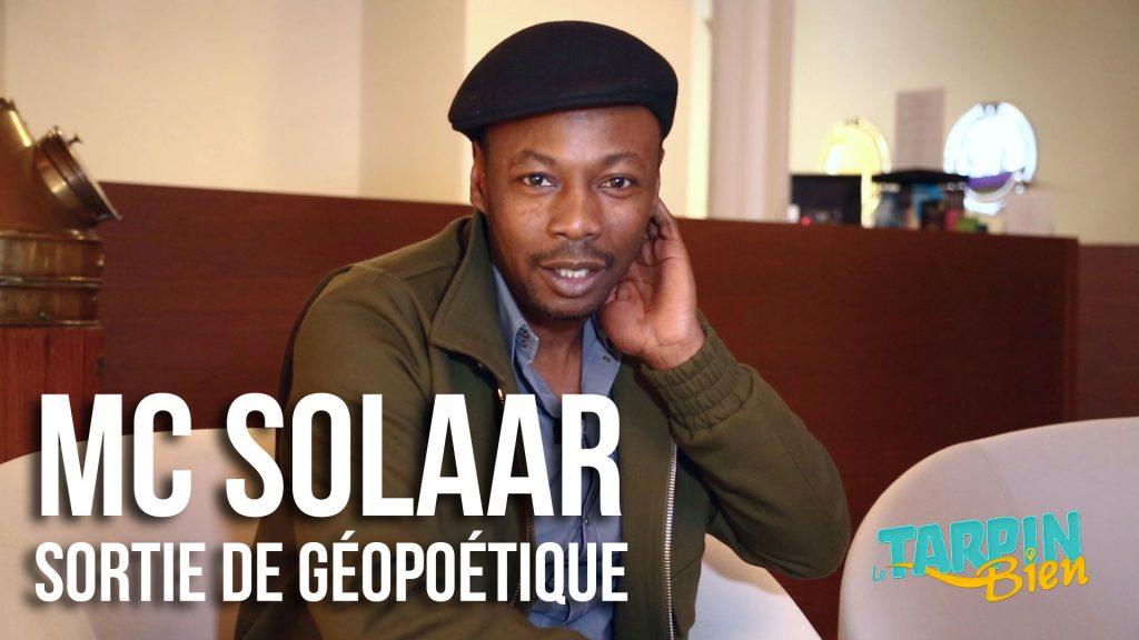 Interview de MC Solaar
