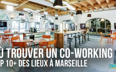 Trouver un lieu de co-working à Marseille !