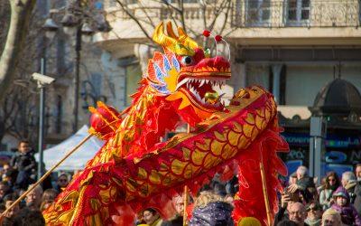 Nouvel an Chinois aux dimanches de la Canebière