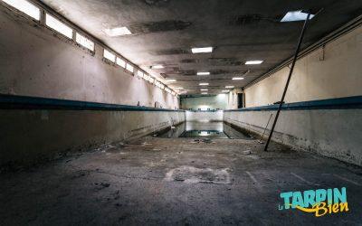 Piscine souterraine du Panier