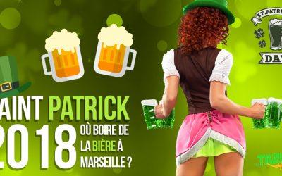 Saint Patrick 2018 : où boire ses bières à Marseille ?