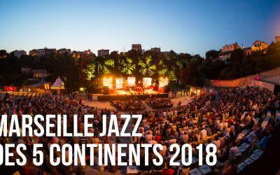 Selah Sue et Kool And The Gang au Marseille Jazz des Cinq Continents 2018 !