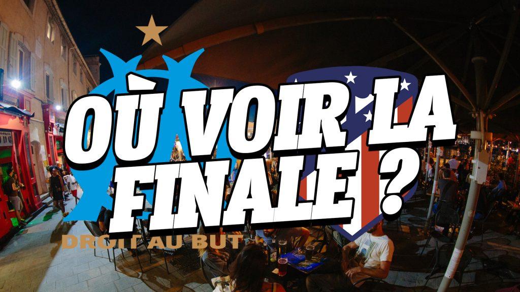 Ou voir la finale de l'Europa League mercredi ?