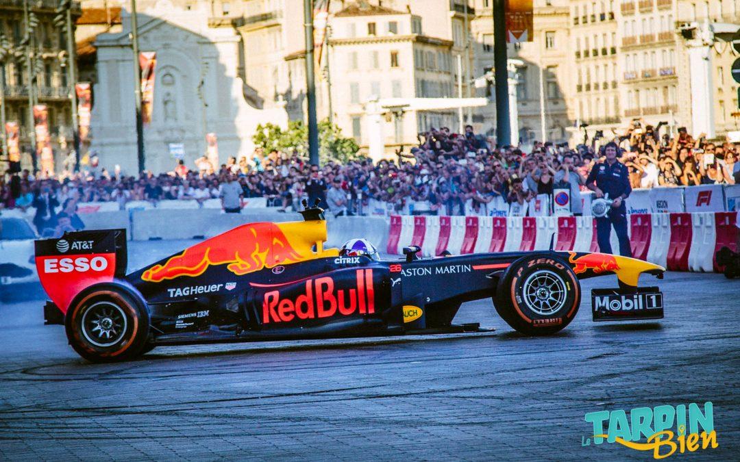 Marseille Formula 1 Festival Roadshow