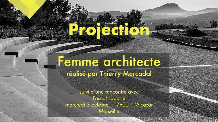 Rencontre une femme architecte