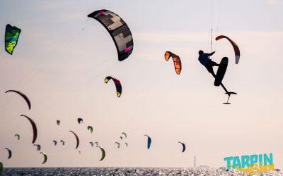 Finale de l'Engie Kite Tour au Prado