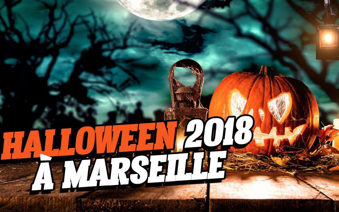 Halloween 2018 à Marseille