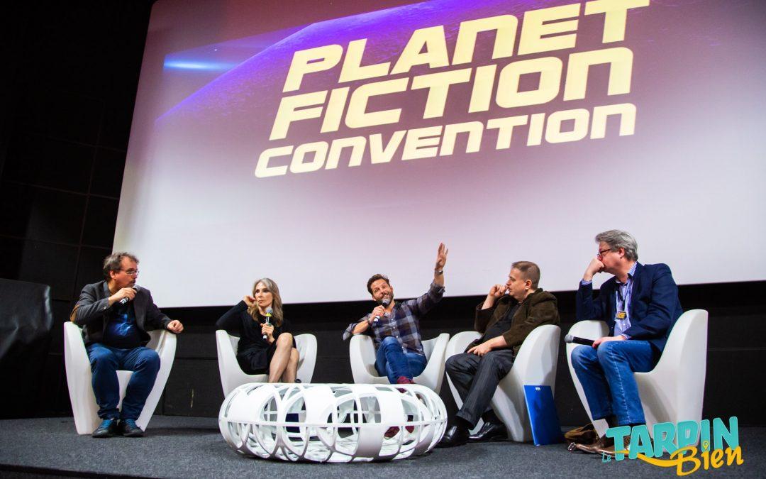 Planet Fiction Convention 2018