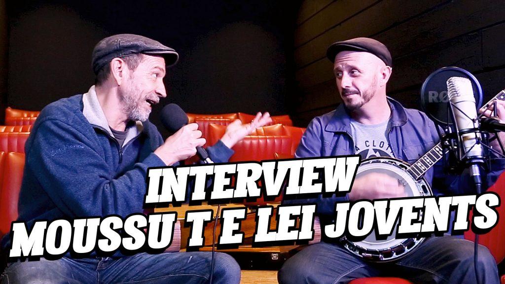 Interview de Moussu T e lei Jovents
