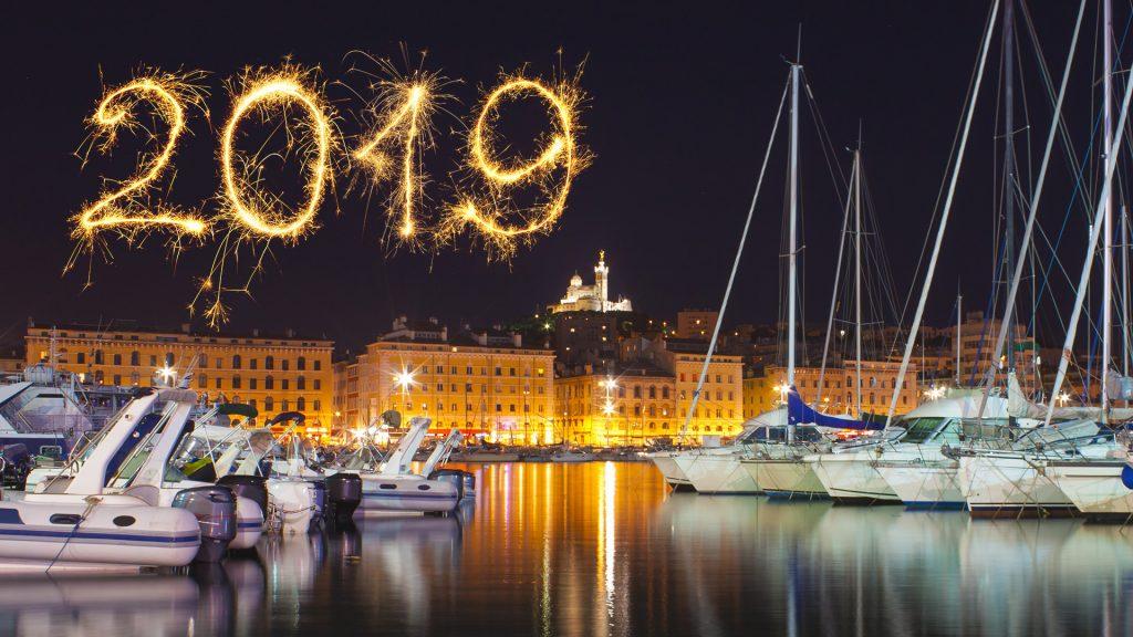 Réveillon 2019 à Marseille