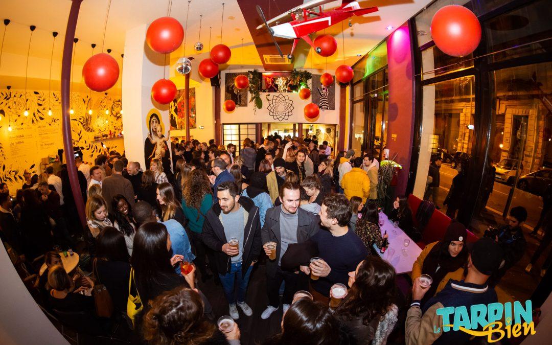 Tarpin Bien Party avec Khéops – La Place République – Reportage photo