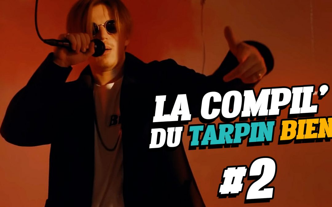 💿 LA COMPIL' #2 : Benefils, Jason & co, Station fantôme et Tedeuzem !