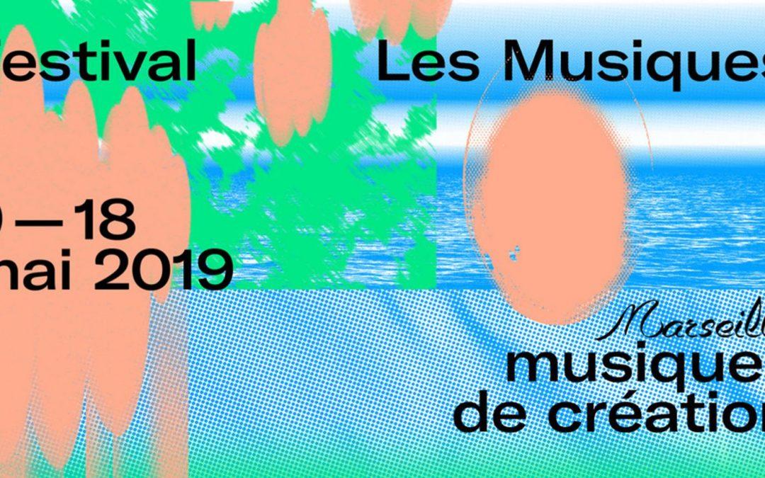 FESTIVAL LES MUSIQUES 2019 – FRICHE LA BELLE DE MAI