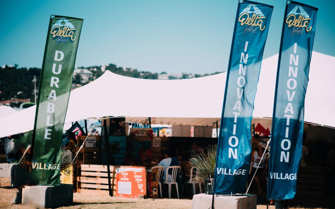 Le Delta Festival organise son village durable