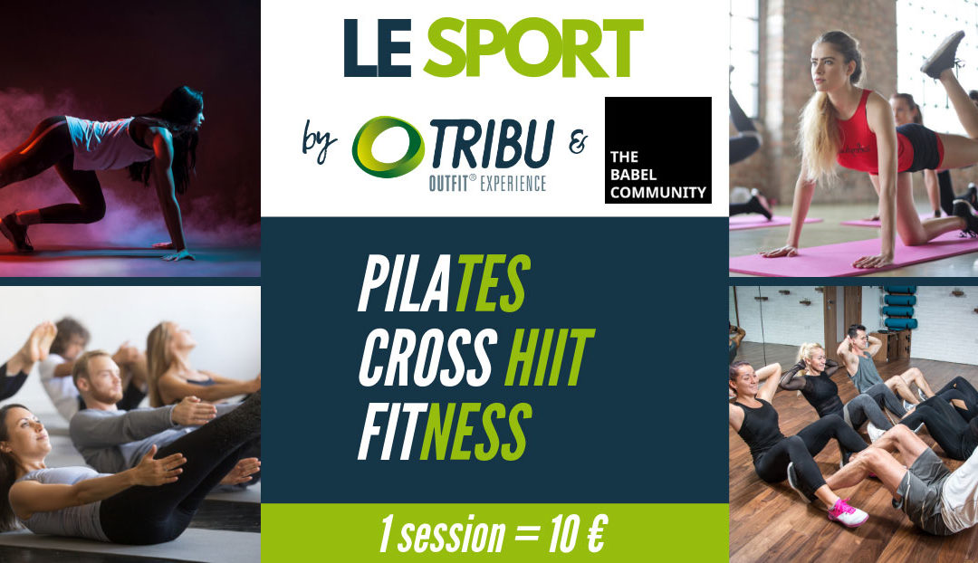 Le sport by Tribu débarque chez The Babel Community