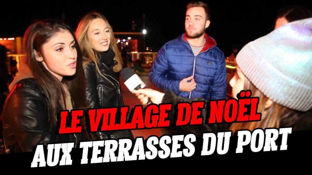 Le Village De Noël Aux Terrasses Du Port Tarpin Bien