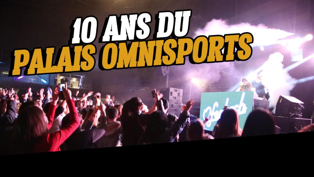 Les 10 ans du palais omnisports de Marseille