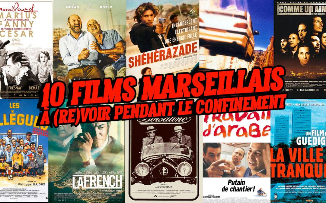Liste des films sur Marseille