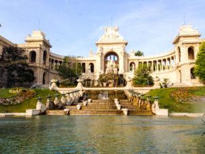 Parc longchamp Marseille