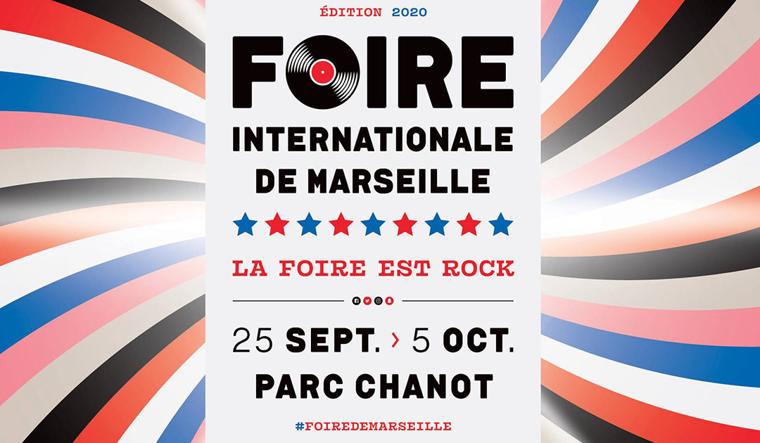 La programmation de la Foire Internationale de Marseille 2020